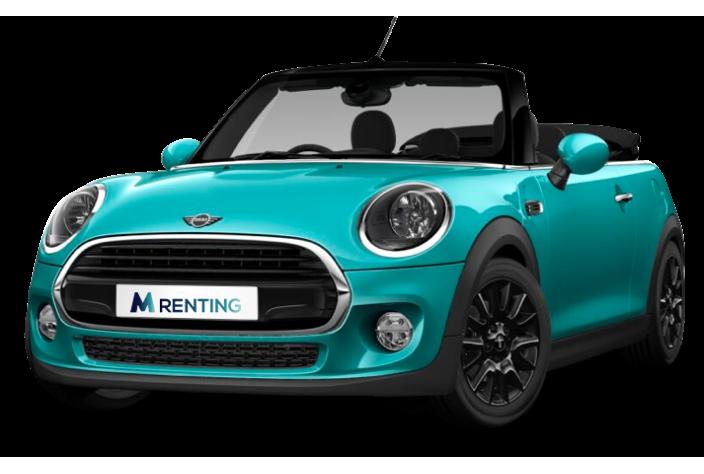 MINI Mini Cabrio | M RENTING  - Ofertas - Acabados - Información - Fotos