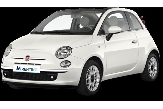 FIAT 500C | M RENTING  - Ofertas - Acabados - Información - Fotos