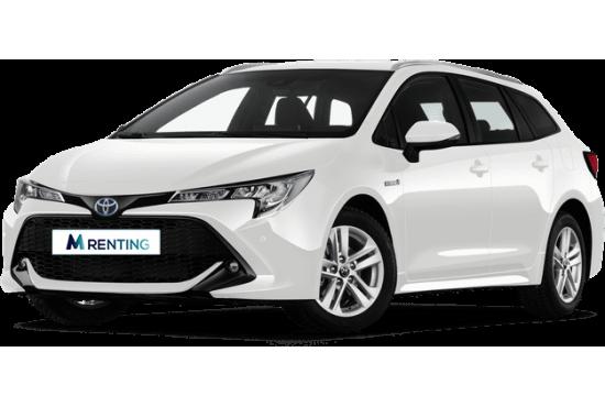 TOYOTA Corolla Touring Sport   M RENTING  - Ofertas - Acabados - Información - Fotos