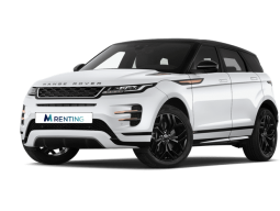 LAND ROVER Range Rover Evoque | M RENTING  - Ofertas - Acabados - Información - Fotos