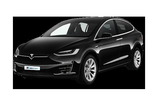 TESLA Model X | M RENTING  - Ofertas - Acabados - Información - Fotos