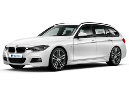 BMW Serie 3 Touring | M RENTING  - Ofertas - Acabados - Información - Fotos