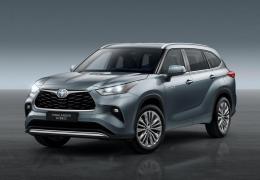 Highlander, el nuevo buque insignia de Toyota